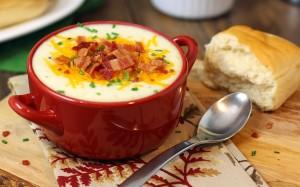 Excellent Recipe for Potato Soup
